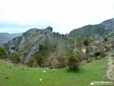 Parque Natural Cazorla-Sistema Prebético; donde esta picos de europa estacion de esqui de cotos rut